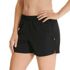 Womens Champion Infinity Short - Black