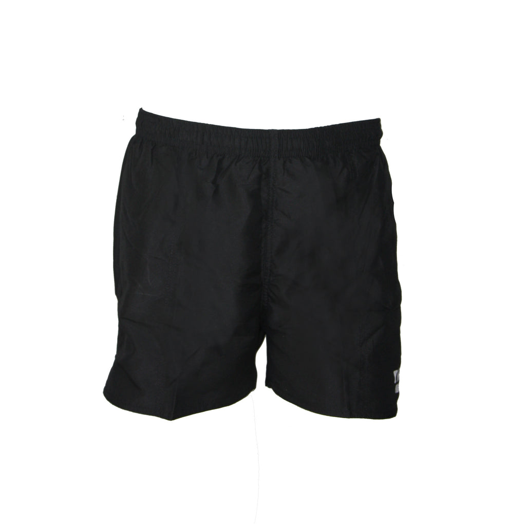 Mens Black Leisure Short