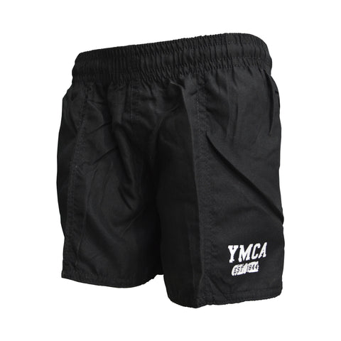 Kids Swim Short - Black