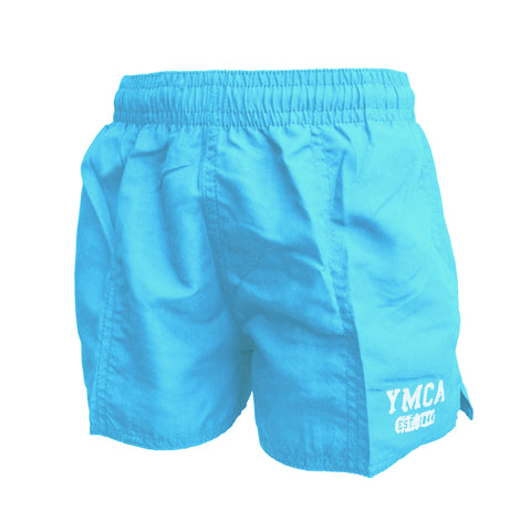 Kids Swim Short - Light Blue