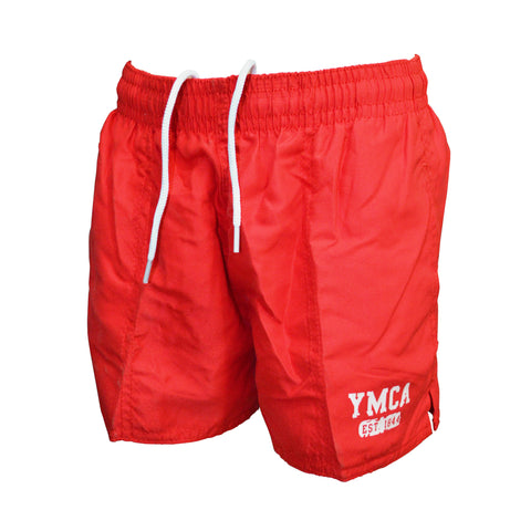 Kids Swim Short - Red