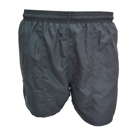Mens Grey Leisure Short