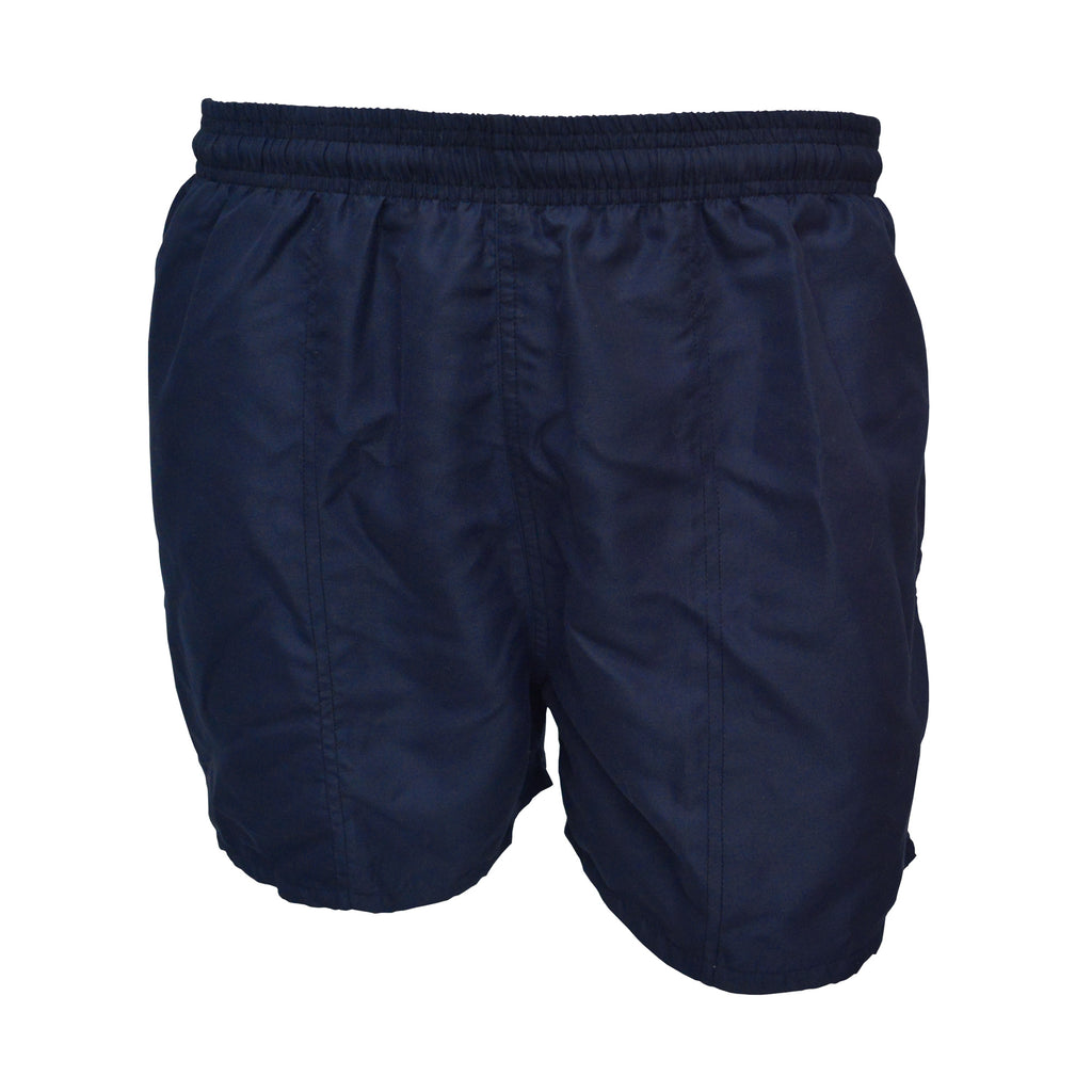 Mens Navy & Red Leisure Short