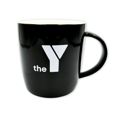 Y Coffee Mug - Black
