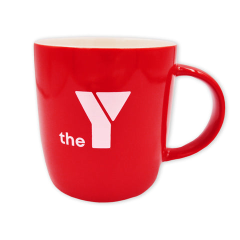 Y Coffee Mug - Red