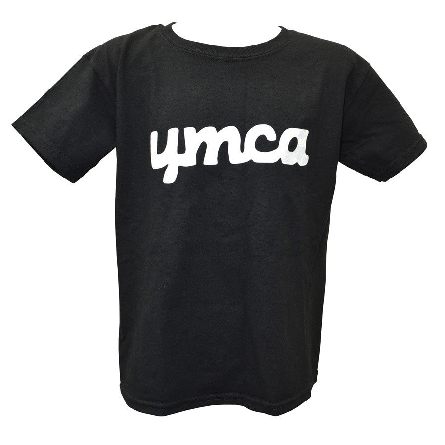 Basic Kids Gym Tee - Black