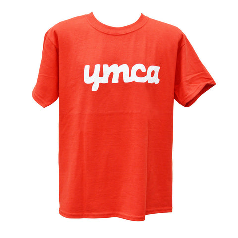 Basic Kids Gym Tee - Red