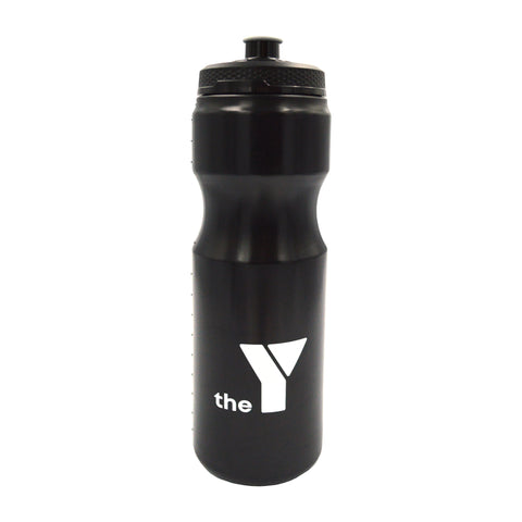 Y Water Bottle - Black