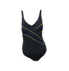 ADA Belle - Crossover Swimsuit (BC cup - Black)