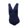 ADA Plains - Cross-Front Swimsuit (Midnight)