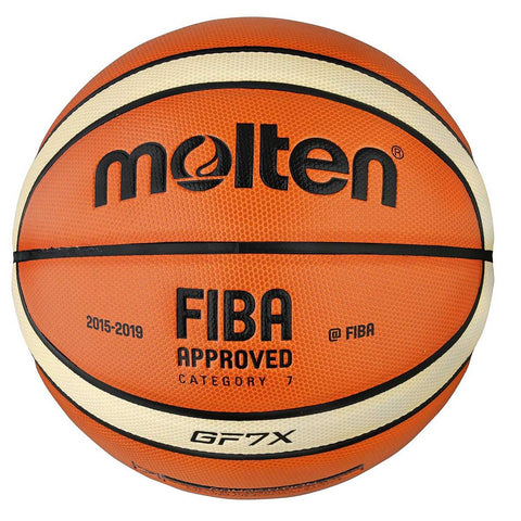 Molten GFX Composite Leather Basketball