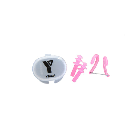 Nose Clip & Ear Plug Set