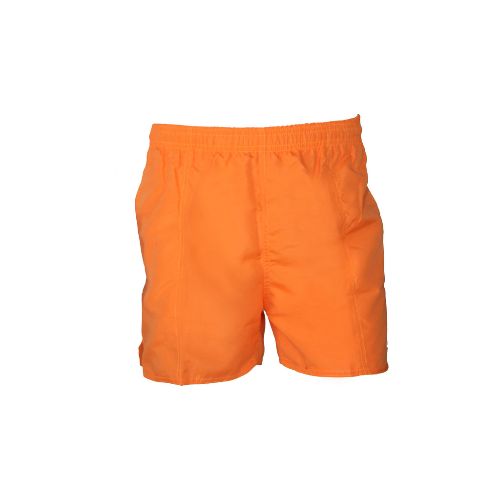 Mens Sports Leisure Short - Orange
