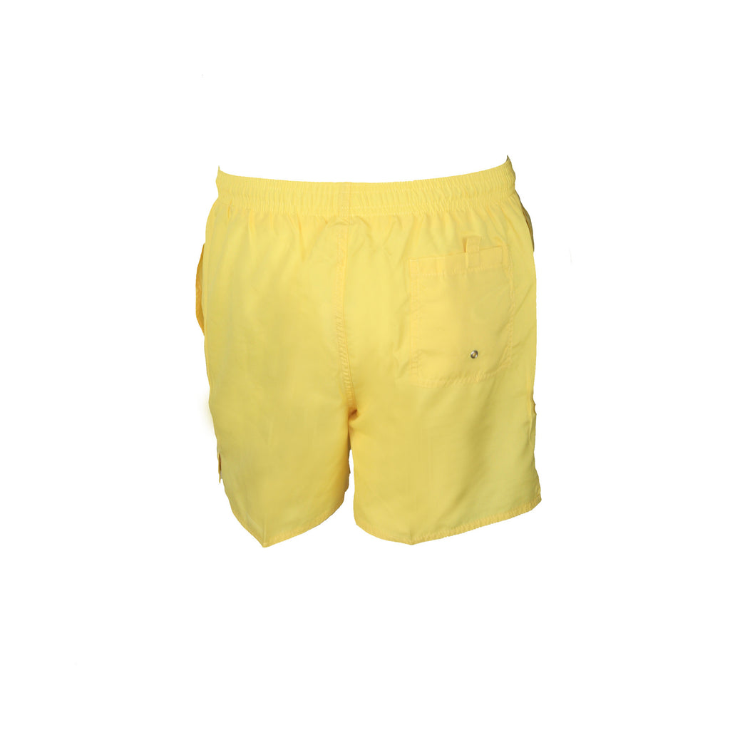 Mens Sports Leisure Short - Yellow