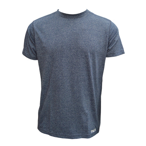 Y-Active Mens Basic Tee - Navy