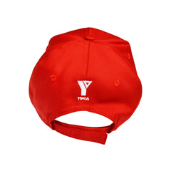 YMCA WHY NOT Cap - Red