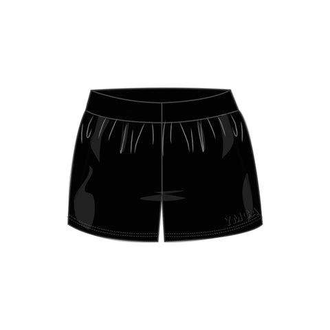 Womens Active Sports Short - Black