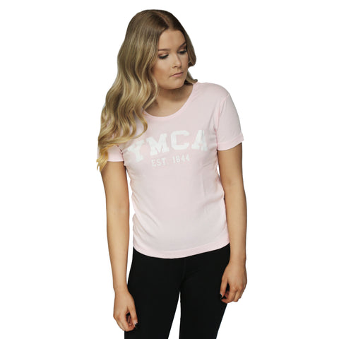 Ladies Signature Tee - Pink