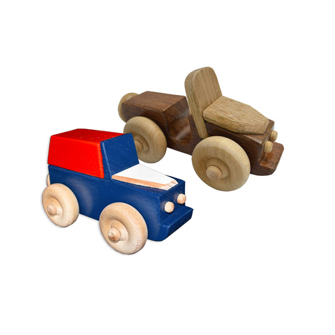 YMCA ReBuild - Jeep Wooden Toy