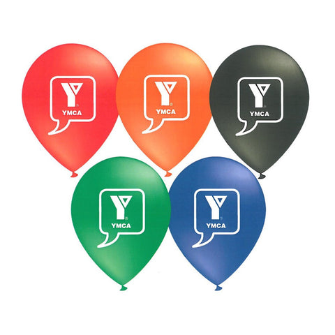 YMCA Balloons - Pack of 250