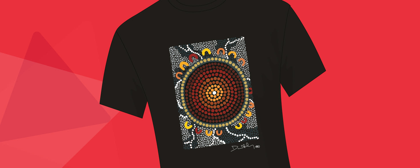 YMCA Gear NAIDOC Week Tees - Available for Pre-Order