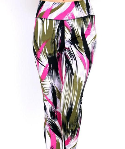 F0164-3 - Women's Athletic Legging
