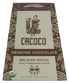 65% MOCHA DARK CHOCOLATE (7.05oz/200g)