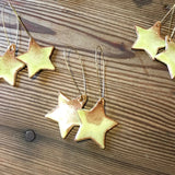 star earrings!