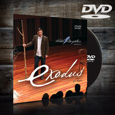 Exodus DVD with Joe Boyd