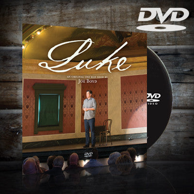 Luke DVD with Joe Boyd