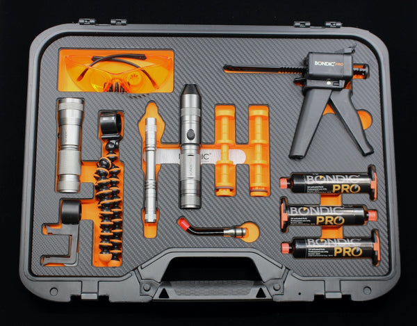 Bondic® PRO Platinum Ultimate Contractors Kit