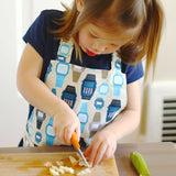 Kids Apron | Digi Watches Tan