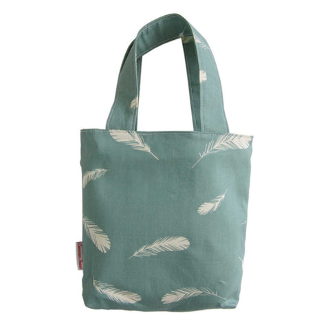 Kids Tote | Spruce Feathers