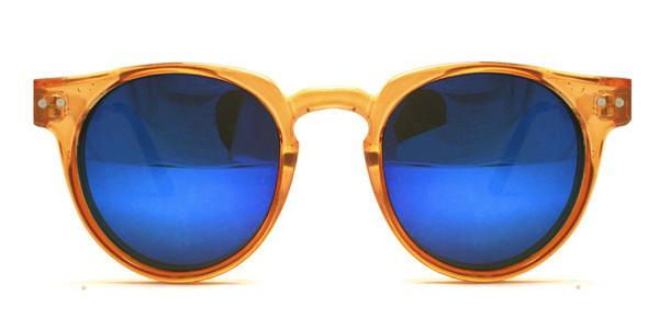 Teddy Boy Orange / Blue Mir