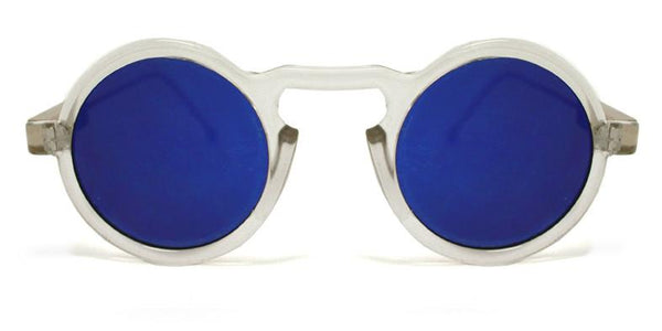 AURORA Clear/Gold/Blue Mirror Polarised