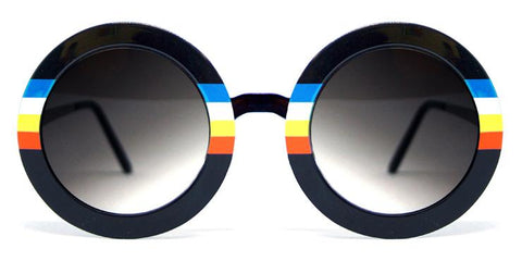 BLUE SKY BLACK / RAINBOW / BLACK