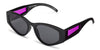 COBAIN2 BLACK / PURPLE / BLACK