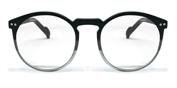 CUT EIGHTEEN OPTICAL BLACK FADE