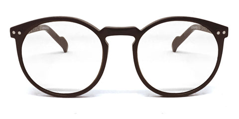 CUT EIGHTEEN OPTICAL BROWN