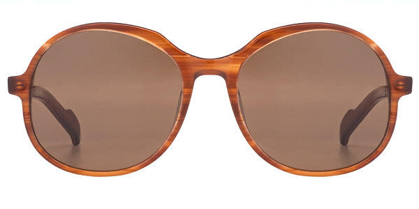 CUT TWENTY-SEVEN BRUSHED TORT / BROWN