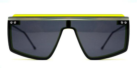 HCD Yellow / Silver / Black