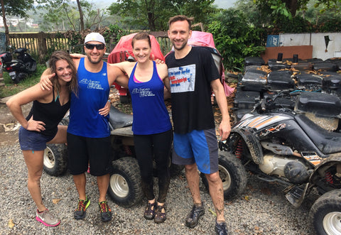 WanderFit Fitness Adventure Travel Trip to Costa Rica Jaco Hermosa Quepos 2015