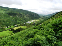 Glenmalure Ireland Trail Running Vacation in Wicklow Mountains