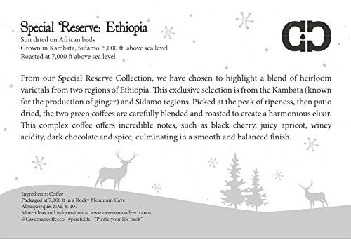 """Limited Edition"" Special Reserve Roast Coffee - Ethiopia"
