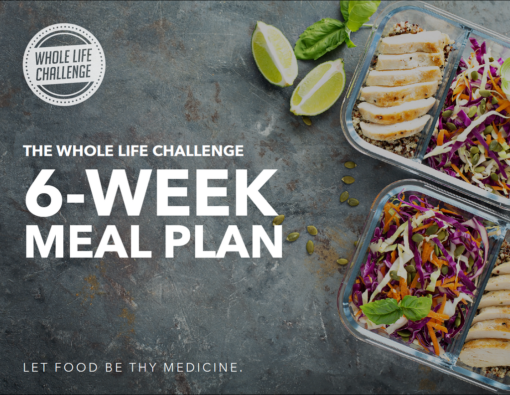 6-Week Meal Plan