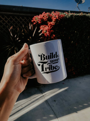 Build your Tribe Mug