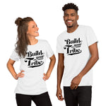Build your Tribe Tee - Black logo