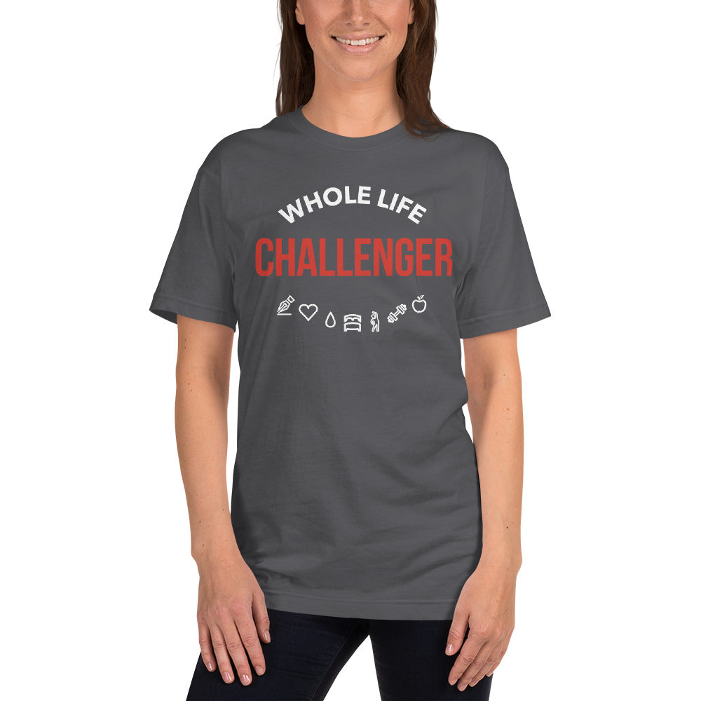 Whole Life Challenger Tee - Unisex