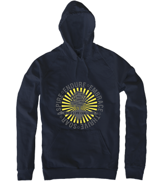 WLC Pullover Hoodie - Yellow - All Colors