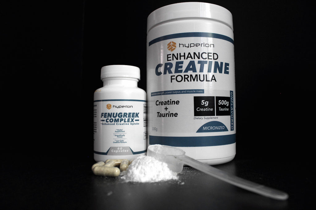 Enhanced Creatine Formula